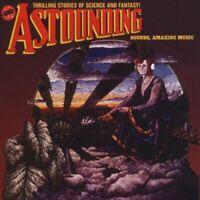 Hawkwind - Astounding Sounds; Amazing Music [CD]