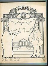 NYU Inc GUIDE BOOK 1971 SDS Radical Left NEW UNIVERITY CONFERENCE NY Unversity