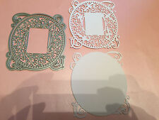 TONIC STUDIOS CANDY CANE TOPPER/FRAME CUTTING & EMBOSSING DIES