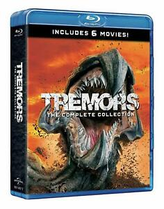 TREMORS COLLECTION (6 FILM IN BLU-RAY) COF. UNICO, ITA.