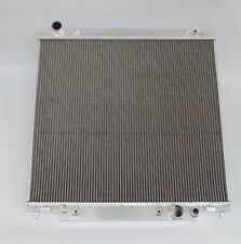 ALL ALUMINUM RADIATOR FIT 1999 2000 to 2003 FORD F-350 7.3L Powerstroke 2 ROWS