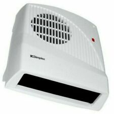 Dimplex FX20VE Downflow Fan Heater Wall Mounted with Timer and Pullcord