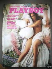 Playboy Magazine October 1973-Bunnies of 73'