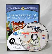 Panda Go Panda Ghibli - Las Aventuras de Panda & Sus Amigos Español Latino