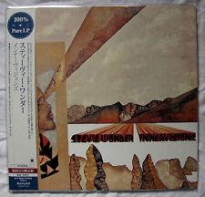 Stevie Wonder , Innervisions ( LP_Japan-100% Pure LP_180 gram )