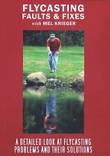 Fly Casting Faults & Fixes - Mel Krieger - Fly Casting DVD Video