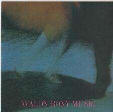 "Roxy Music - Avalon 7"" Single 1982"