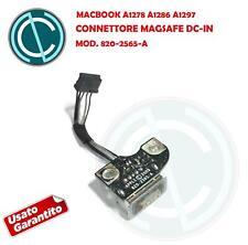 APPLE MACBOOK PRO A1278 A1286 A1297 CONNETTORE DI ALIMENTAZIONE MAGSAFE POWER