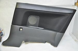 2005 SCION TC REAR RIGHT RH PASSENGER SIDE TRIM PANEL ASM OEM 62510-21010-B1