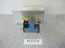 Festo MFH-5/2-D-1-C Festo 150981 C243 Pneumatic Valve 2-10bar Unused