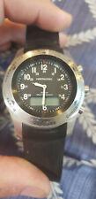 Hamilton H915241 Khaki Multi-Touch Watch Black Strap Compass Altimeter Saphire