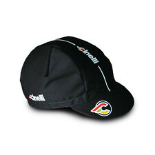 Cinelli Cap Collection:  Cinelli Supercorsa Cycling Cap in Black