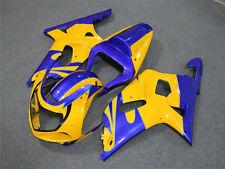 Fairing Fit for 2001-2003 Suzuki GSXR 600/750 2002 K1 Bodywork ABS Injection dBI