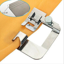 """Quality Sewing Tools Rolled Hem Foot Domestic Sewing Parts 4/8"""" Hemmer Foot"""