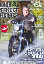 BACK STREET HEROES  No.371 March 2015 (NEW COPY)