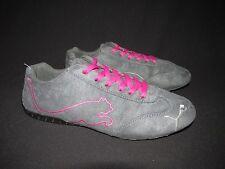 Puma Vintage Dove Gray Suede Running Shoes Men's US 7.5 EU 40