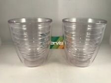 Tervis Tumbler 12 oz. Cocktail Cup Clear Set of 2