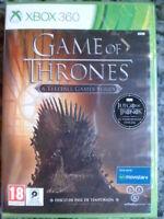 Juego de Tronos Temporada 1 Game of Thrones Xbox 360 Nuevo Aventura PAL España