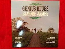 "Elmore James  ""Genius Blues""  LP  2008  Get Back GET-7528  Blues  33rpm Italy NM"