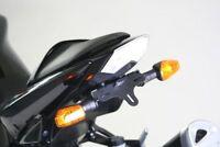 R&G Tail Tidy / Licence Plate Holder Kawasaki Z750S 2007 LP0048BK Black