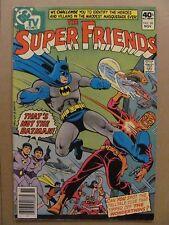 Super Friends #26 DC Comics 1976 Series Superman Batman Based on Cartoon TV Show