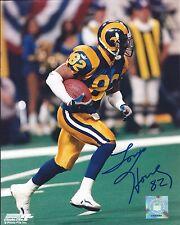 Autographed TONY HORNE St Louis Rams 8x10 Photo w/COA