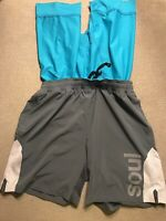 Men's Soul Cycle 2 In 1 Compression Shorts Small S