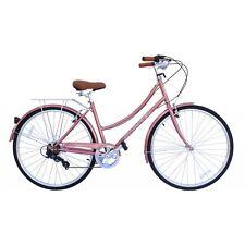 Micargi 700 Citi Bike ROASCA 7 speed Lady Rose Gold  45 cm