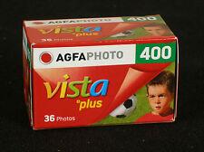 AGFAPHOTO 135 Film 400ASA Recorded 36 5 Pcs