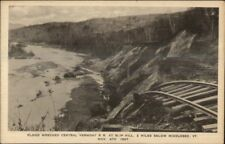 Montpelier VT 1927 Flood Damage VINTAGE EXC COND Postcard #13