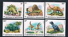 Maldive Is 1972 Prehistoric Animals SG 400/5 MNH