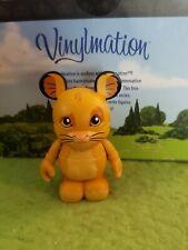 "Disney Vinylmation 3"" Park Set 1 Animation Simba from the Lion King"