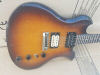 80's BC RICH EAGLE - RARE SHORT HORN VERSION