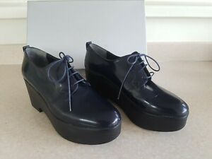 Ladies 'Robert Clergerie' Wedge Shoes Size 7 (40)