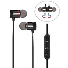 Bluetooth 4.1 Magnetic Earphones Wireless Stereo Bass Earbuds Sport Headset N5Q3