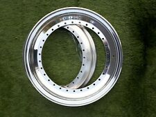 BBS RS RM 15x1.5 30-hole outer lips dish split rims aluminum 6061
