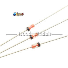 10Pcs GERMANIUM DIODE 1N34A DO-35 1N34 IN34A NEW GM