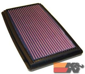 K&N Replacement Air Filter For MAZDA MPV 2.5L 2000-03 33-2177-1