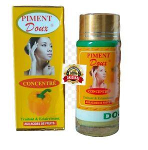 2 x PIMENT DOUX 60ML ORIGINAL SERUM WITH FRUIT ACIDS X 1 - UK SELLER