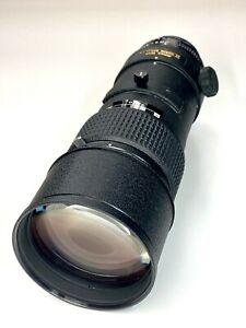 Nikon ED AF Nikkor 300mm f/4