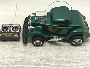 TYCO RC CAR STREET RACER NOT TESTED MISSING BATTERY