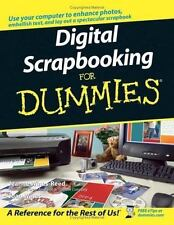 Digital Scrapbooking For Dummies-ExLibrary