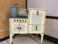 Antique 1920's-1930's Magic Chef Gas Stove Range American Stove Company Vintage