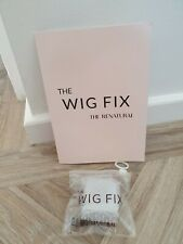 Official The Renatural wig fix clear silicone wig grip headband never worn
