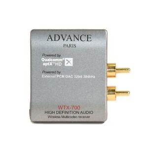 Advance Paris WTX-700 HD-Bluetooth-Receiver