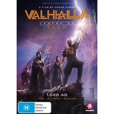 VALHALLA LEGEND OF THOR DVD, NEW & SEALED, 2020 RELEASE, FREE POST