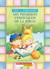 Lee y aprende: Mis primeros versculos de la Biblia: (Spanish language edition of