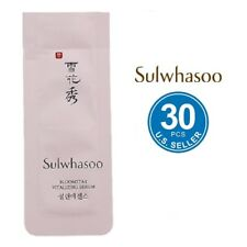 Sulwhasoo Bloomstay Vitalizing Serum 1ml x 30pcs (30ml) Sample Newist Version