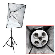 "Neewer 20""x28"" / 50x70cm Photo Studio Lambency Lamp Shade 5-lamp Socket Softbox"
