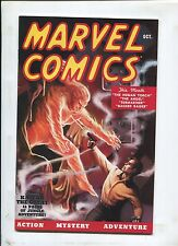 "MARVEL COMICS #1 (9.2) ""THE HUMAN TORCH, THE ANGEL, SUBMARINER, MASKED RAIDER"""